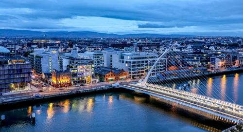 Hotels for the Dublin City Marathon
